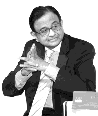 H.E. P. Chidambaram at the ABLF Awards 2014 - an event concept by IEDEA