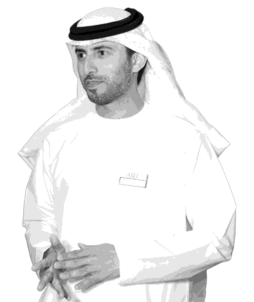 H.E. Suhail Mohammed Faraj Al Mazrouei at the ABLF Awards 2014 - an event concept by IEDEA