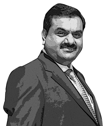 Gautam Adani at the ABLF Awards 2013 - an event concept by IEDEA
