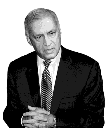 H.E. Shaukat Aziz at the ABLF Awards 2014 - an event concept by IEDEA