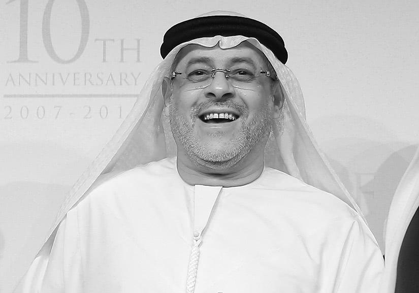 H.E. Hussain Jasim AlNowais