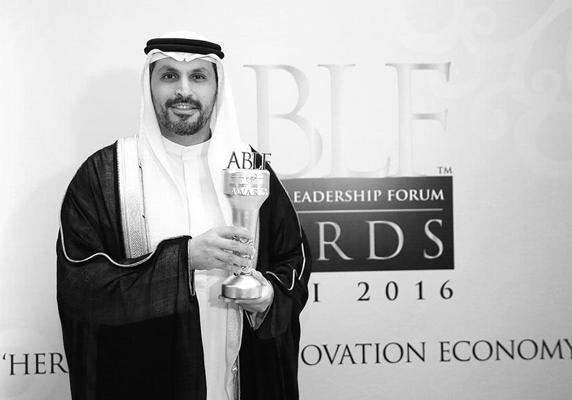 H.E. Khaldoon Khalifa AlMubarak