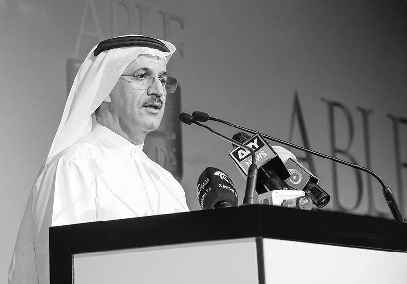 H.E. Sultan bin Saeed AlMansouri